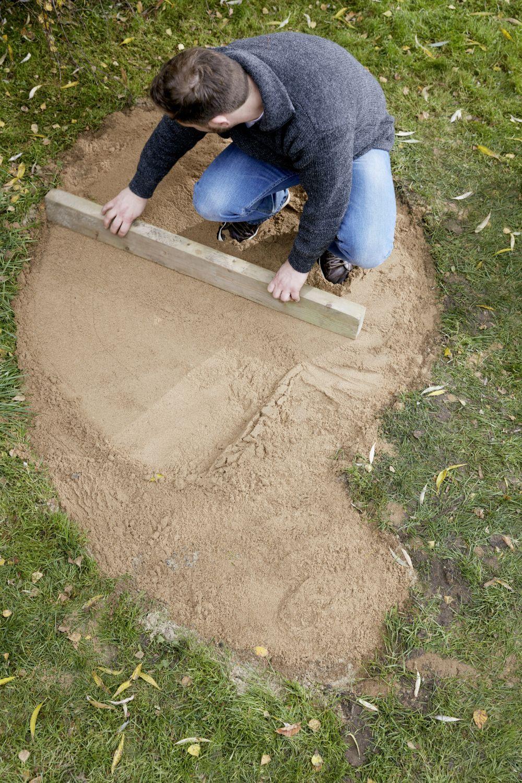 Gartendusche Mit Sichtschutz Selber Bauen Mein Eigenheim