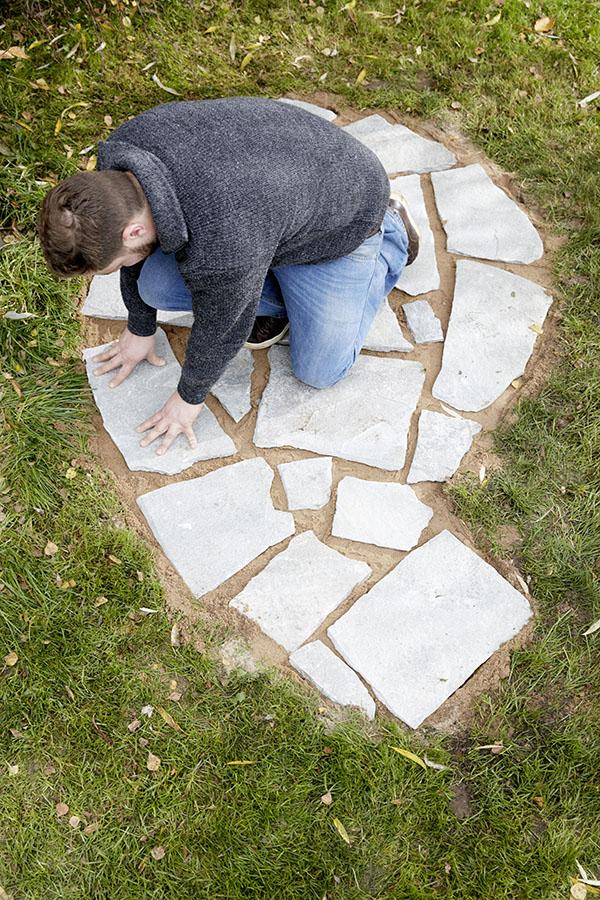 Bauanleitung Gartendusche Mit Sichtschutz Mein Eigenheim